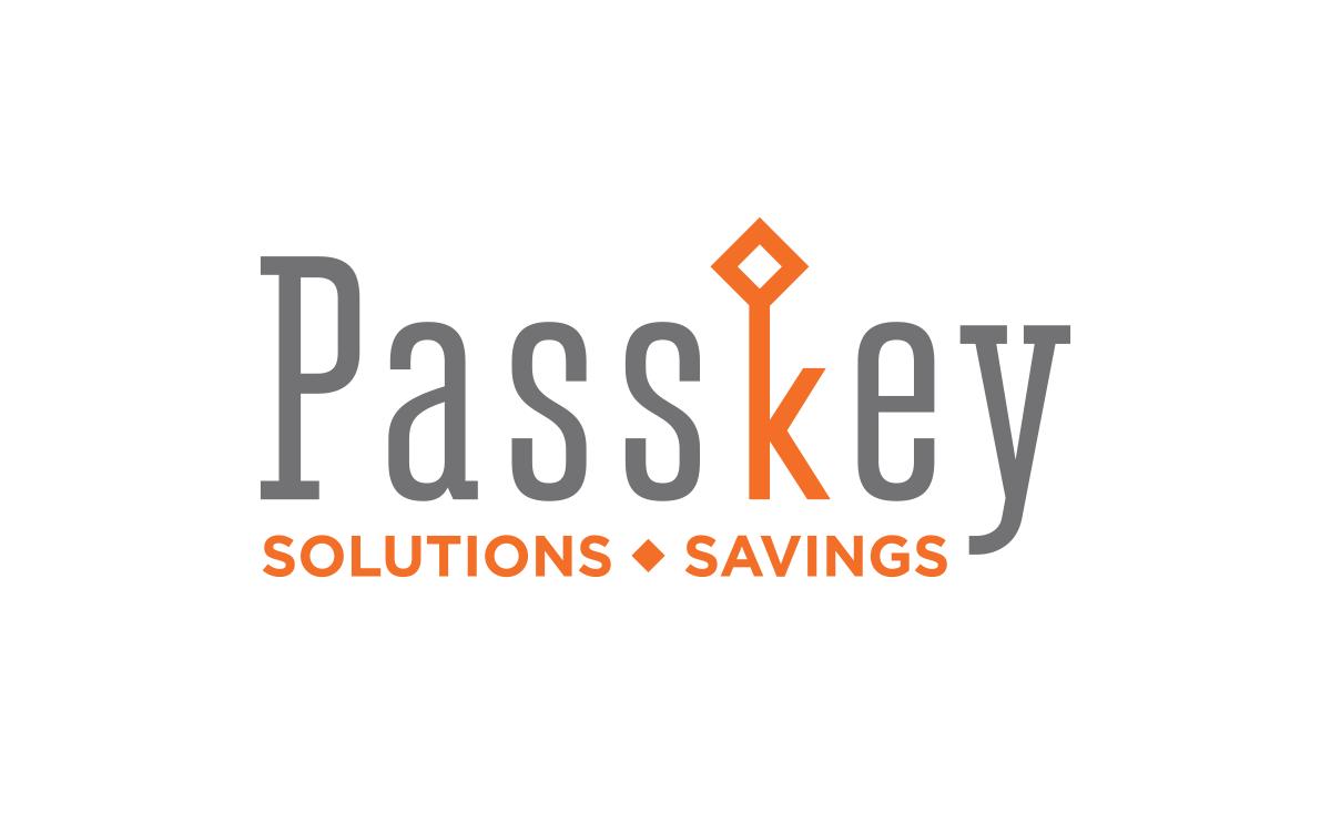 Passkey logo