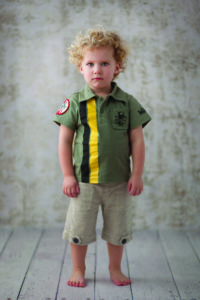 Karen Rubin Photography boy in green shirt