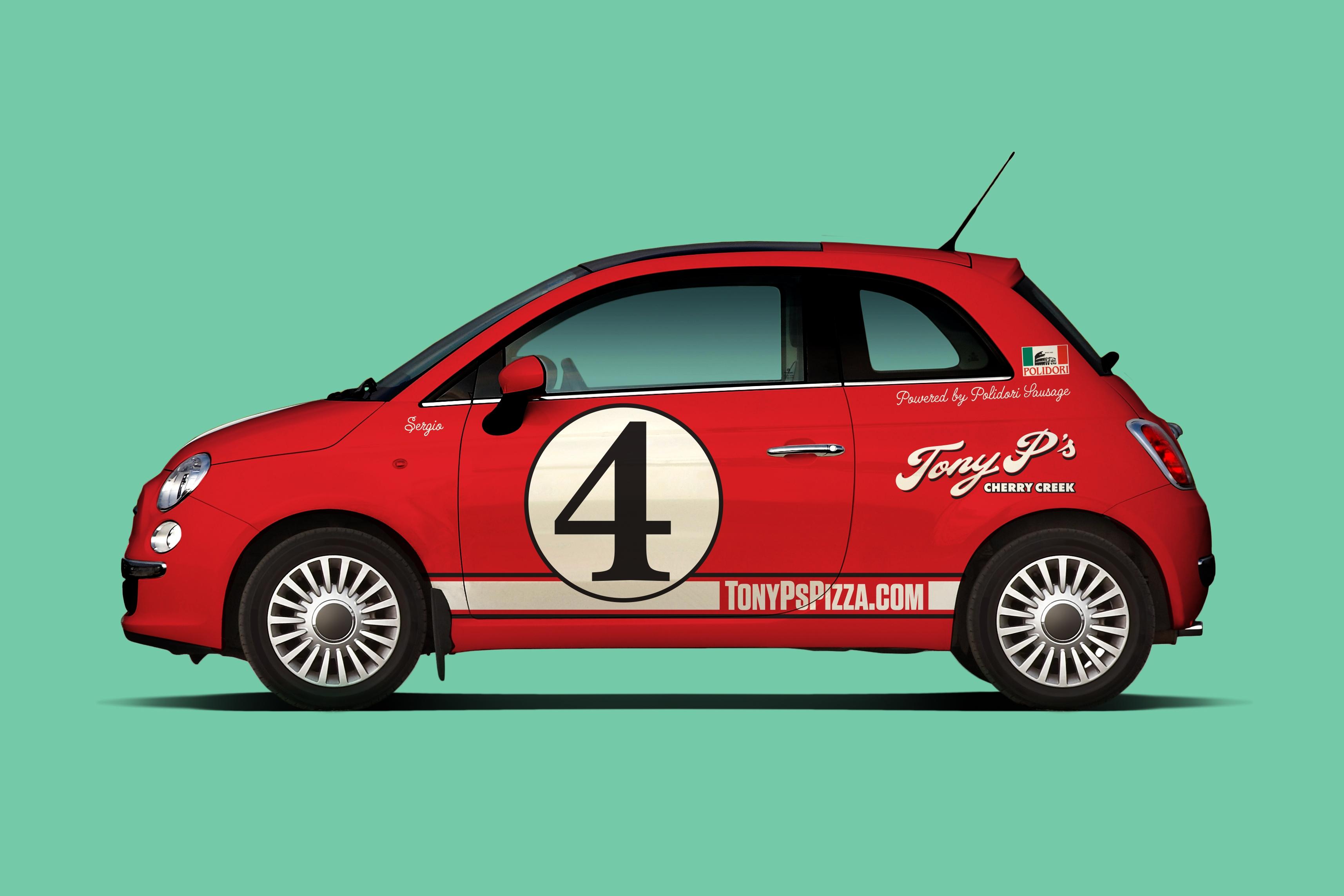 Compact hatchback