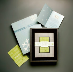 TeleTech Conference cards and picture frame