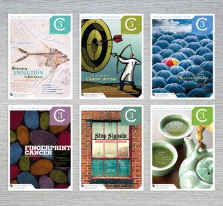 C3 Magazine covers