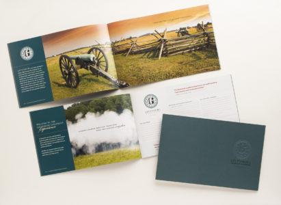 Gettysburg Leadership Experience brochure