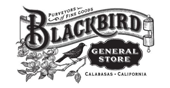 Blackbird General Store logo