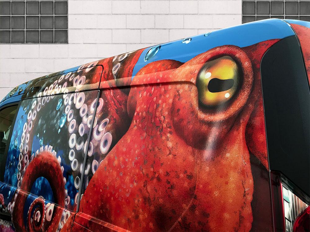 The Octopus Truck
