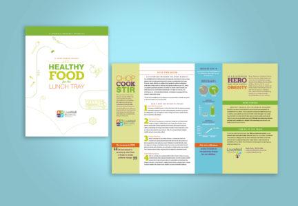 LiveWell Colorado school nutrition materials