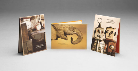 Frederic Printing Lucky 13 greeting cards