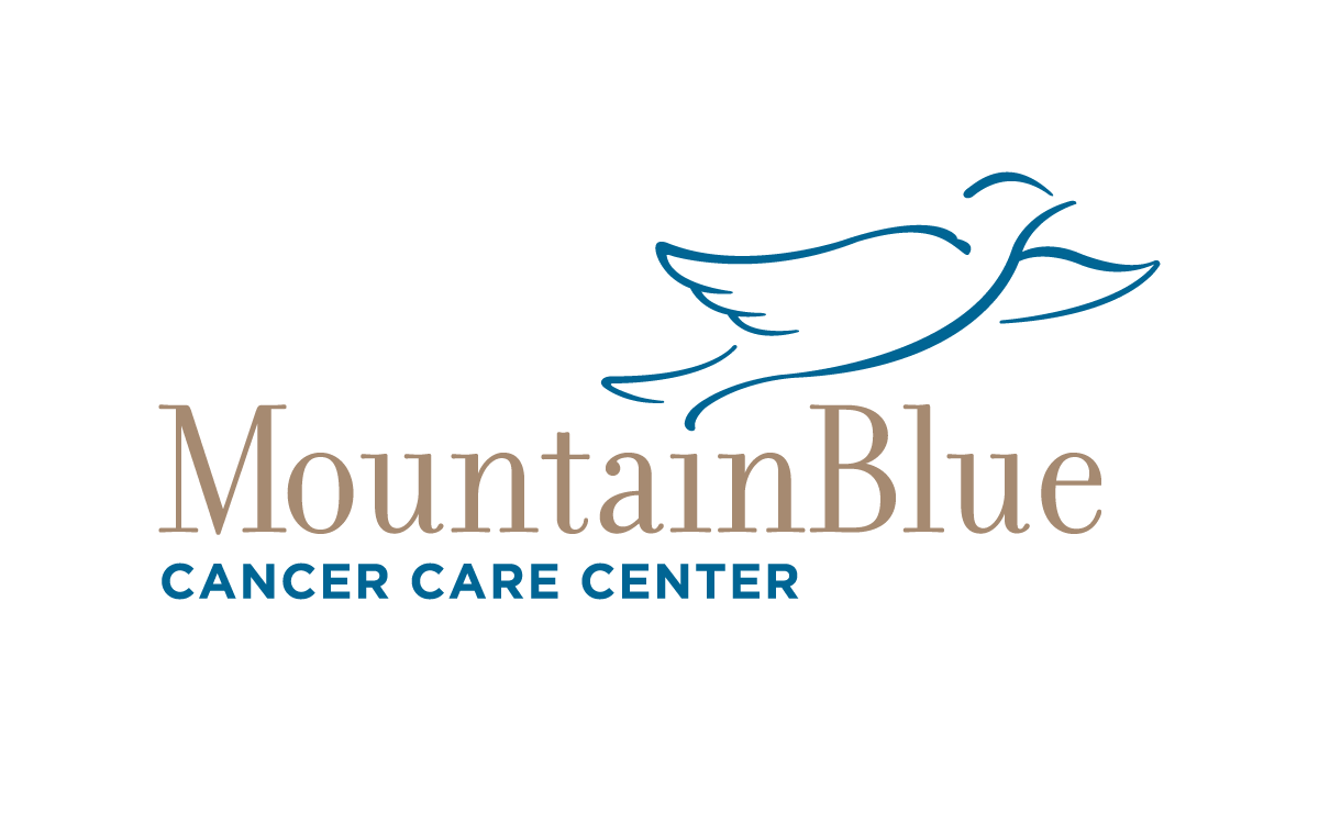 Mountain Blue Cancer Care Center logo
