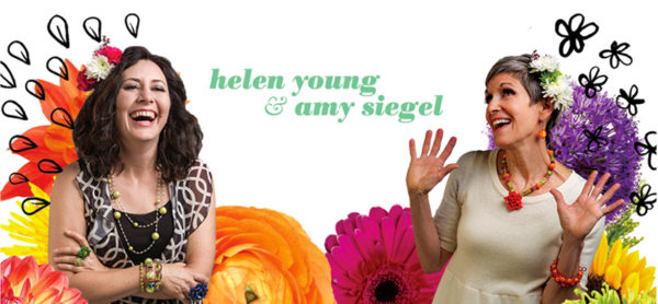 Helen Young and Amy Siegel
