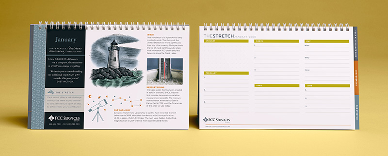 FCC Services Calendar 2018