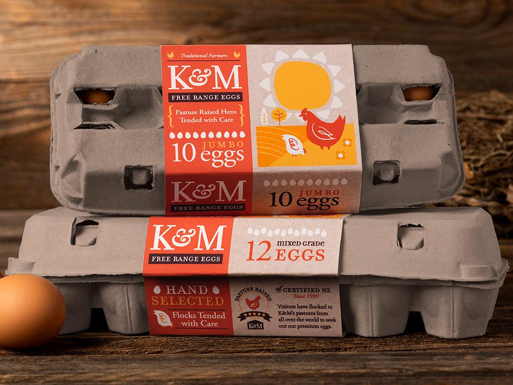 K&M Free Range Eggs