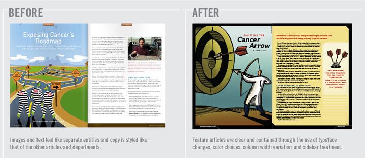 C3 Magazine Redesign EnZed Design Denver Colorado
