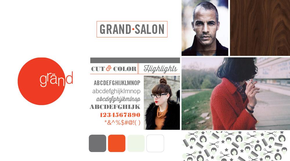 Grand Salon Denver, Colorado EnZed Design